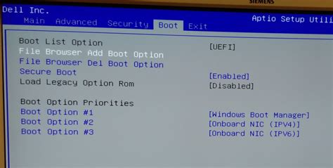reset bios using ubuntu installing ubuntu on usb and booting from destop with uefi