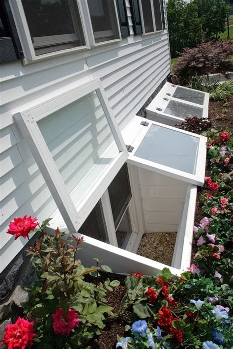 Landscape Fabric In Window Well 25 Best Ideas About Egress Window On Window