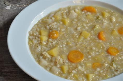 come si cucina il grano ricetta zuppa di verdure e grano saraceno le ricette