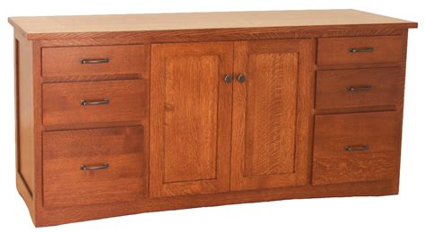 Dining Room Buffet Hutch by Newbury Credenza Amish Furniture Designed