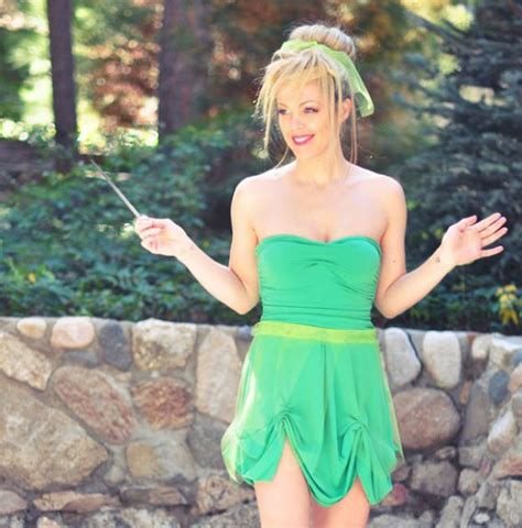 13 clever diy costumes for adults diy ready 13 diy tinkerbell costume ideas diy ready