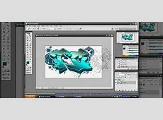 How to Make graffiti using Photoshop « Photoshop ... Filemaker