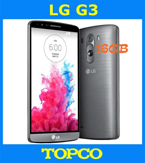 Android Lg Ram 2gb lg g3 d855 original unlocked gsm 3g 4g android ram 2gb 5 5 quot 13mp wifi gps 16gb mobile