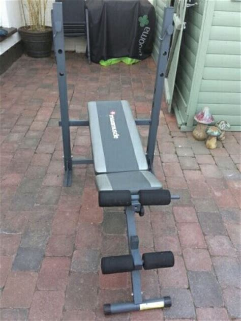 maximuscle bench maximuscle bench for sale in clondalkin dublin from samax04