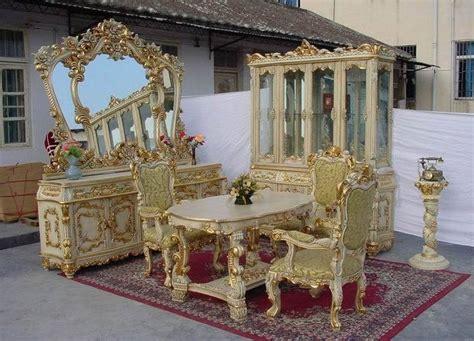 china luxury european style dining room setws