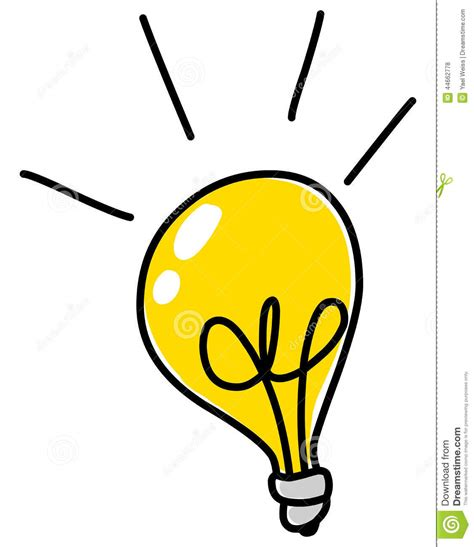 doodle god how to create light bulb light bulb doodle stock vector image of glass concept