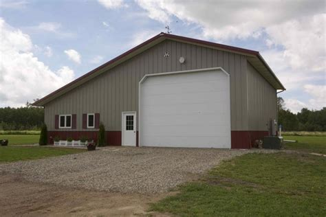 barn and garage plan specials home steel building