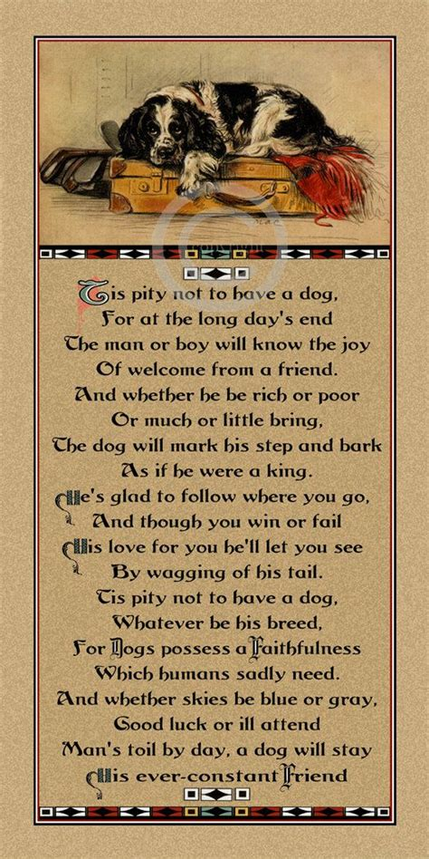 Dogs Motto 25 best ideas about poems on loss