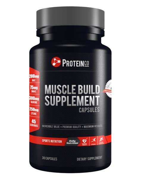 5 supplements you should take to build gain supplement do you to these for max bulk