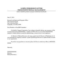 Permission Letter by Formal Letter To Principal For Permission Letter Of Attendanceformat A Permission Best