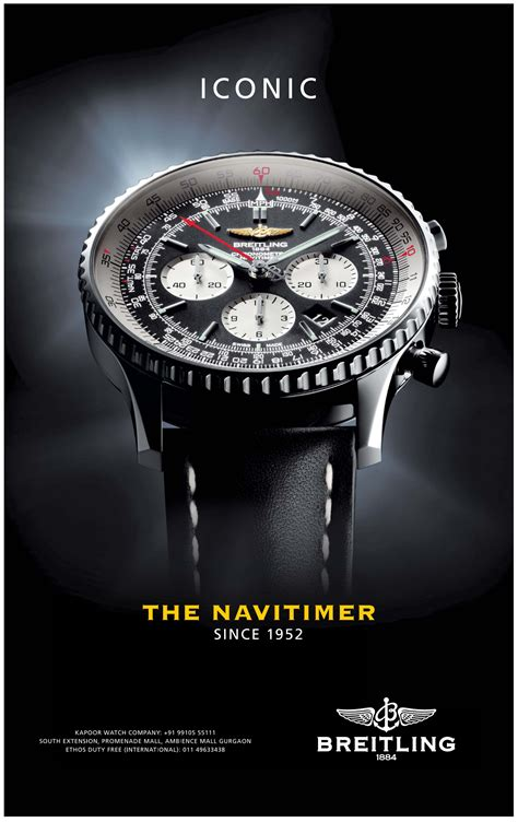 Breitling Full Page Ad - Advert Gallery
