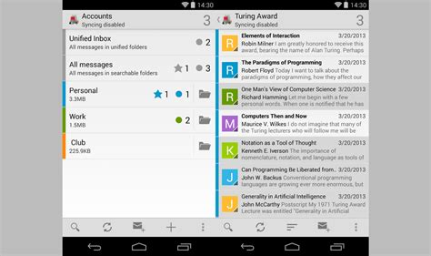 android mail app 10 best email apps for android in 2017