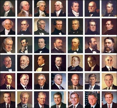 gurney journey: smiling presidents