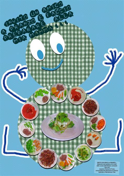 progetto alimentazione scuola scuola dell infanzia il cibo in testa