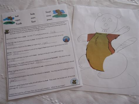 groundhog day meaning for preschoolers classroom freebies groundhog draw a rhyme