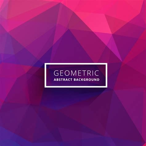 pink abstract wallpaper vector purple pink abstract polygonal background vector free