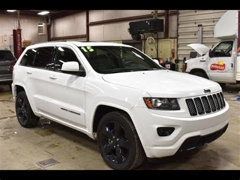 2015 bright white jeep grand cherokee altitude black out