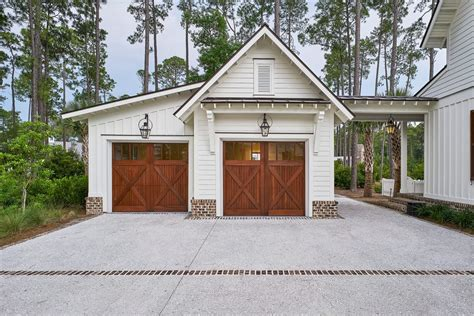 Detached garage ideas farmhouse with traditional portable tool boxes and cabinets