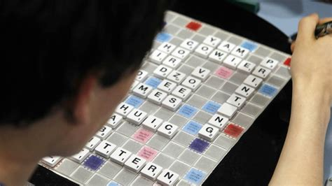 is ra a scrabble word gallery word battle it out at scrabble tournament