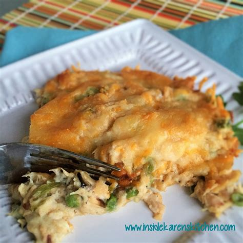 Southwestern Home by Low Carb Cheesy Tuna Casserole Inside Karen S Kitchen
