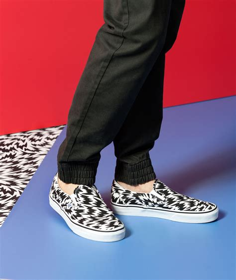 Eley Kishimoto Court Shoes by Vans X Eley Kishimoto Living Collection Nitrolicious