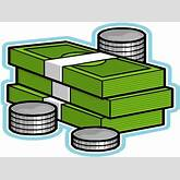 Stack of Money Clipart   ClipArtHut - Free Clipart