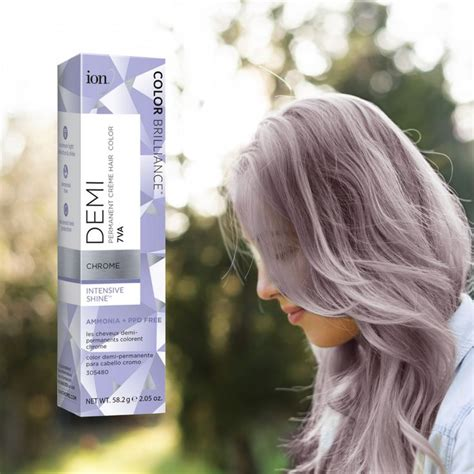 demi permanent hair color do you our chrome color ion color brilliance demi