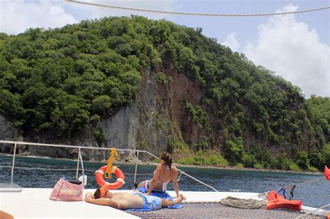 catamaran excursion st lucia 5 of the top st lucia boat cruises zululand tours