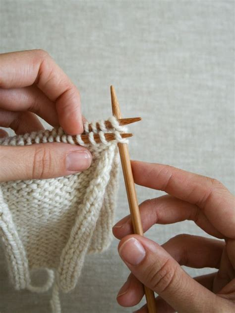 bind in knitting bind knitting のおすすめアイデア 25 件以上 編み物の