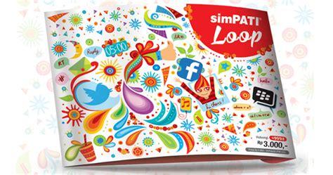Kartu Perdana Simpati 12gb cara daftar simpati loop 12gb terlengkap plus
