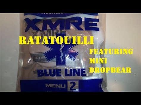 ratatouilli xmre blue line fun review with mini dropbear