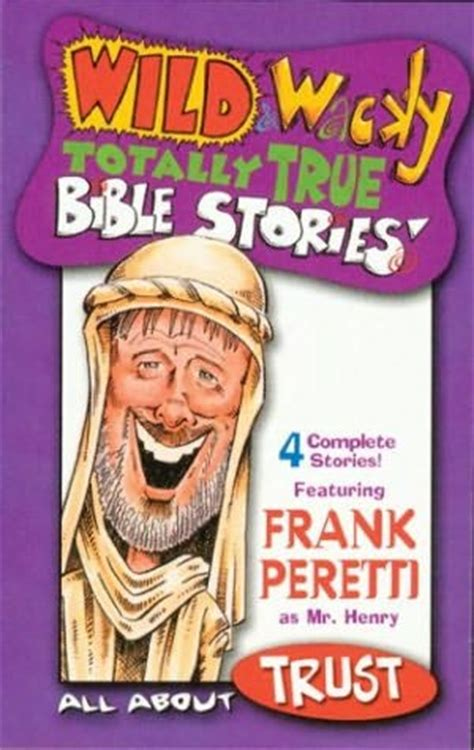 ruth the bravest books trust and wacky totally true bible stories by frank