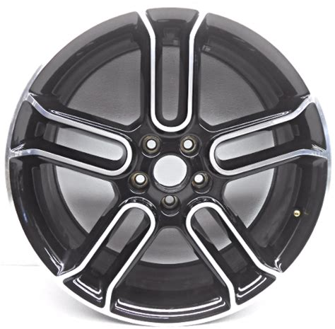 ford flex 20 inch wheels oem ford edge flex 20 inch aluminum wheel black