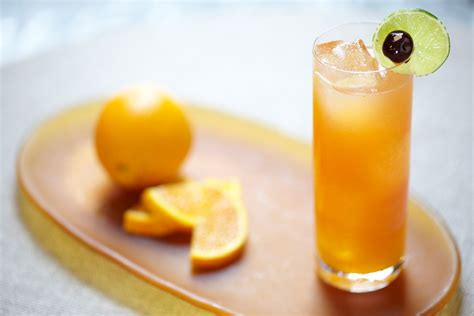Jamaican Planters Punch by Planters Punch Rum Cocktail Recipes The Bar