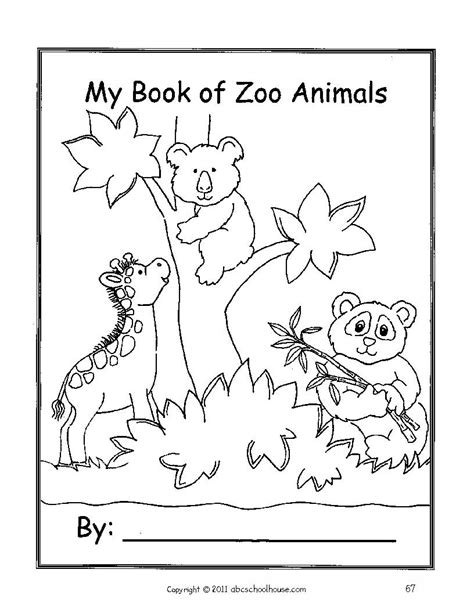 Drawing Zoo by Zoo 215 Animals Printable Coloring Pages