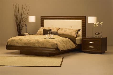 design bed modern bedroom design ideas