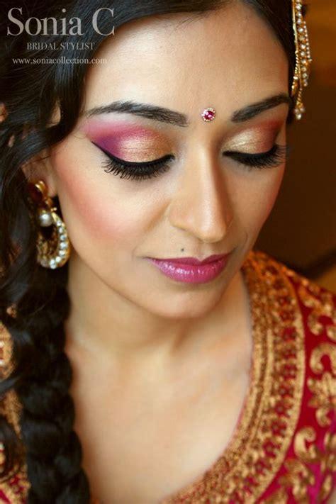 indian bridal wedding makeup step  step tutorial