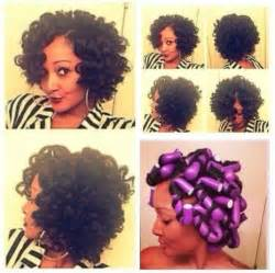flexi rod hairstyles relaxed hair 10 hairstyles that flatter medium length natural hair