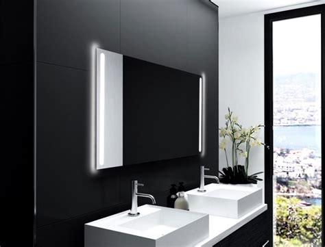beleuchtung le badspiegel le havre glaswerk24 de