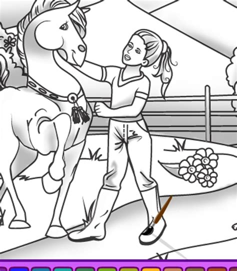 barbie coloring pages games free online coloring game online barbie coloring pages free