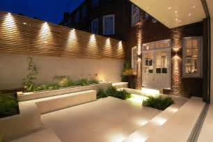 Modern Patio Lighting Minimalist Garden Lighting Ideas Outdoor Lighting Garden Lighting Ideas