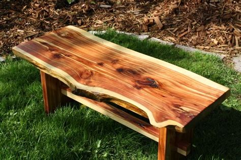 red cedar log bench pinteres outdoor cedar bench google search outdoor ideas pinterest google search and