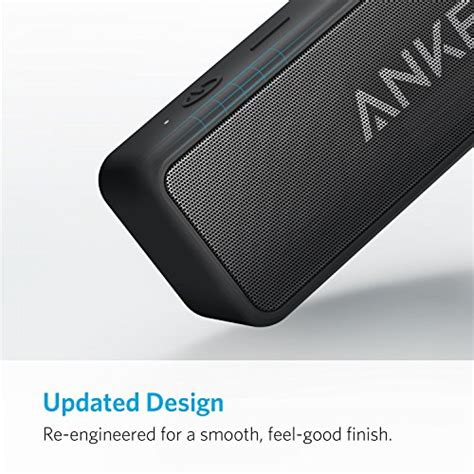 Anker Soundcore Bluetooth Speaker Dual Driver 24 Hours Playtime anker soundcore 2 12w portable wireless bluetooth speaker import it all
