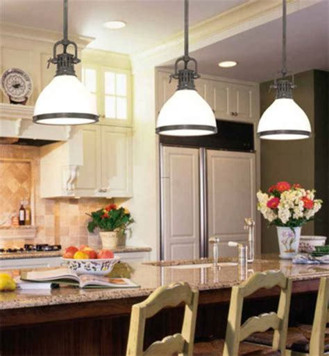 Kitchen With Pendant Lighting Kitchen Lighting Best Layout Room