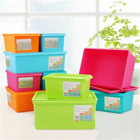 colored storage bins buy wholesale colored plastic storage bins from