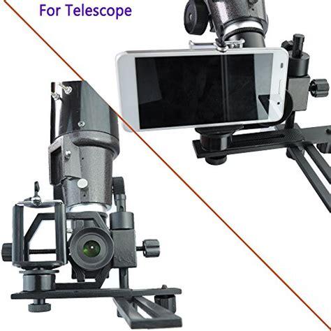 Smartphone Holder Untuk Teropong Binocular Monocular Telescope gosky fully metal telescope adapter smartphone adapter telescope stand holder smartphone