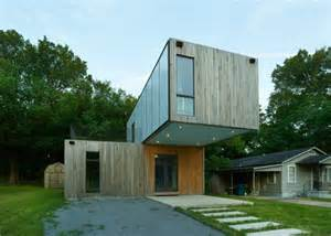 cantilever house design arkansas university students design unique cantilevered