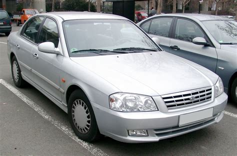 2002 Kia Specs 2002 Kia Magentis I Pictures Information And Specs