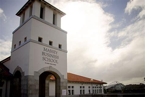 Mba Internships Albany Ny by Massey Business School Massey