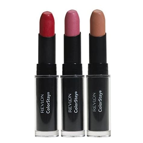 Lipstik Revlon Satin Smooth Lipcolor revlon colorstay soft smooth lipcolor on trial